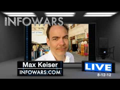 Max Keiser: We're in A Financial Holocaust!