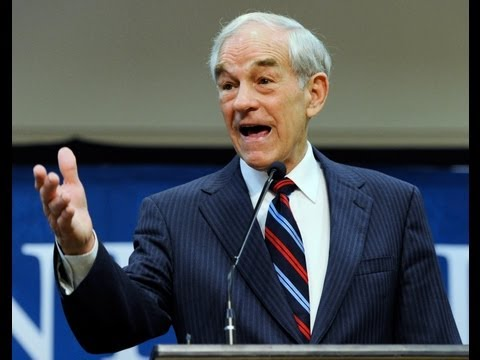 Ron Paul To Have Special Announcement On The Jay Leno Show - 3rd Party Run?!
