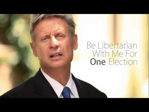 You ARE Libertarian
