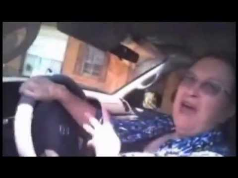 Cop Drags 77 Year Old Woman From Vehicle