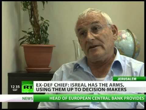 'Both US & Israel preparing options for Iran strike'