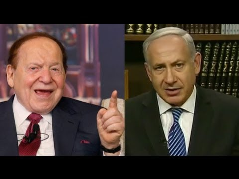 Netanyahu Inserts Himself in US Elections as Adelson Stands to Reap Millions if Romney Wins