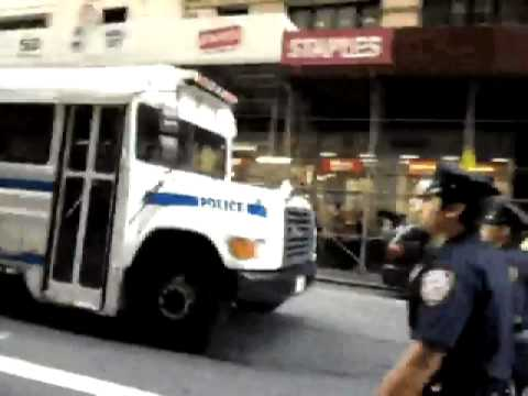 #OWS anniversary arrests  9/17 Timcast Short @Ustream compilation