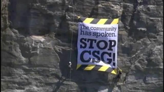 Stop CSG - The Walk For Water