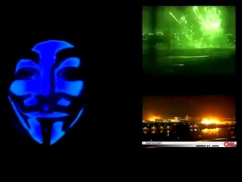 Anonymous Message Regarding the New World Order 2012