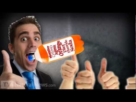 Introducing Monster Chemo Agent Orange Diet Fluoride Soda! (PARODY)
