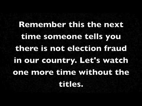 Election Fraud in Philadelphia