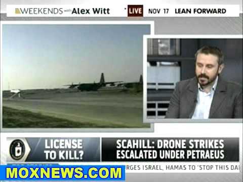 "Jeremy Scahill ""The Petraeus Legacy: A Paramilitary CIA?"""