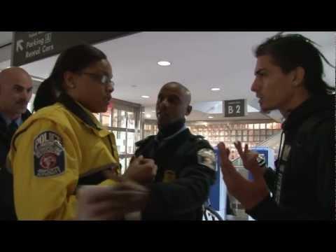 TSA #OptOut Derrick Broze and Adam Kokesh
