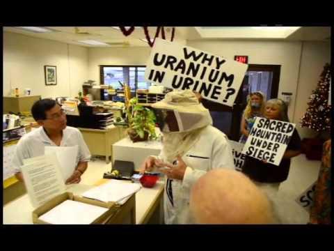 Report: Hawaii doctors finding uranium in people's urine — Residents demand action