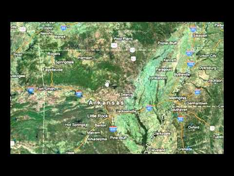 Arkansas and Tennessee Earthquakes Today - Details Inside