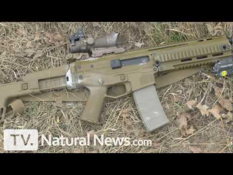 Do Guns Kill People? Pistol, Shotgun, Assault Rifle Put To Test