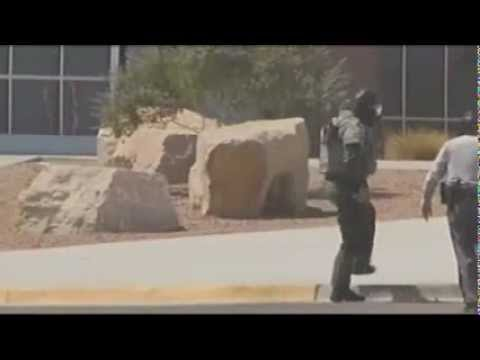 POLICE TERRORIZE SCHOOL CHILDREN WITHOUT WARNING