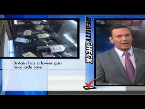 Piers Morgan's Anti-gun Argument Destroyed in Reality Check