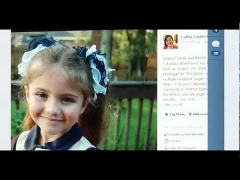 PROOF SANDY HOOK IS FAKE Woman's Daughter's Photo used for Sandy Hook Shooting Victim