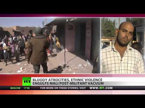 Mali 'bloody atrocities': Exclusive footage shows army's war crimes