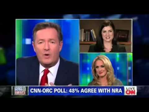 Piers Morgan and Dana Loesch with Scottie Hughes FULL INTERVIEW