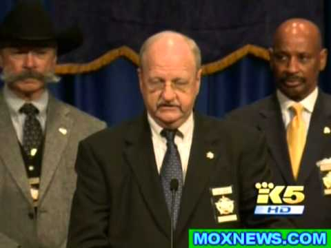 National Sheriff's Association Announces They Will Not Support Unconstitutional Gun Control Laws