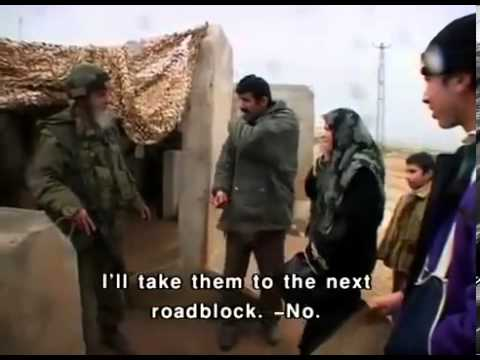 Checkpoint - Every Day Life in Palestine