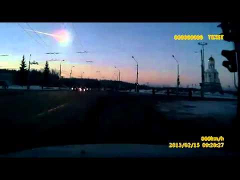 Russia , meteor shower ,  Метеорит в Екатеринбурге (екб) 15.02.2013
