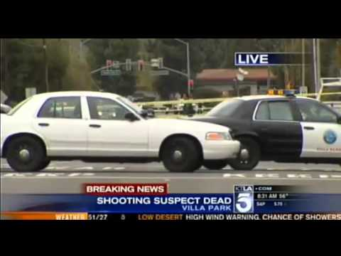 Multiple Deaths Shooting Spree Tustin Gunman Kills Self