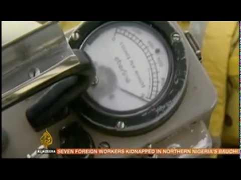 Washington Nuclear Waste Leak- 1100 litres Each Year