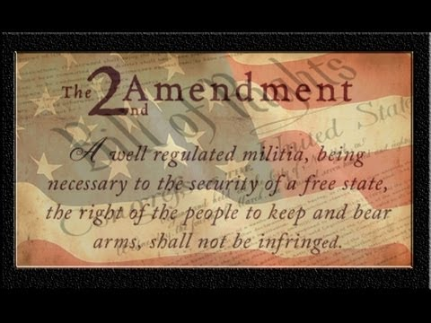 The 2nd Amendment (What is it?)