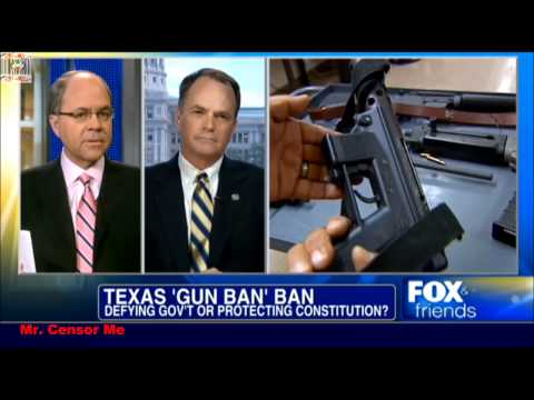 Texas Rep Proposes Bill To Ban Any Federal Gun Ban & Make Criminal Offense To Enforce Gun Ban
