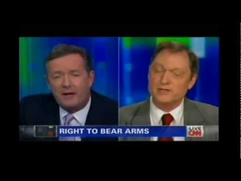 Piers Morgan Told To Shut Up By Guest_ 'Why Am I On Your Show If You Don't Let Me Talk?""