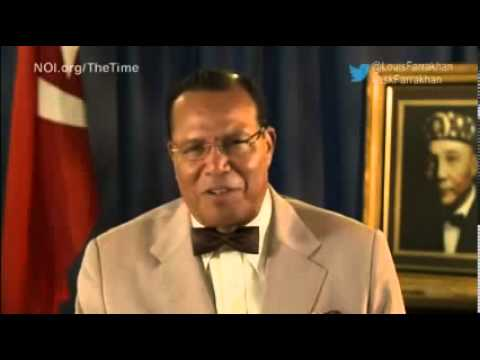 Farrakhan on mark of the beast and Alex Jones , Piers Morgan , 2nd Amendment , 3/2/13 Barack Obama