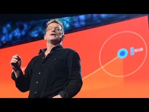 Bono: The Good News On Poverty [Yes, There's Good News]