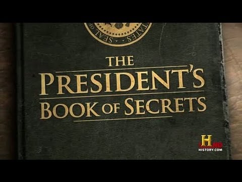 The President's Secret Book | History Channel Documentary