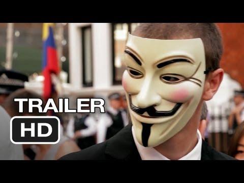 We Steal Secrets Official Trailer #1 (2013) - WikiLeaks Movie HD