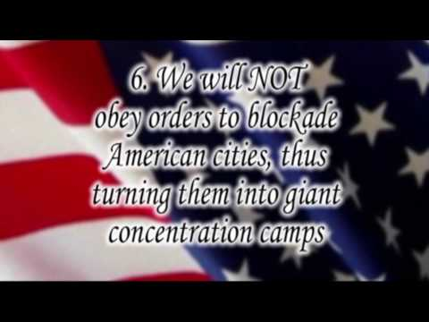 Oath Keepers Orders We Will NOT Obey Full Length Video