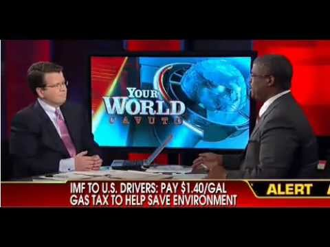 Are They Nuts!? IMF Proposes $1.40 a Gallon Gas Tax on US Drivers