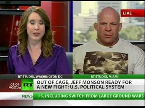 Jeff Monson: Anarchy is America's solution
