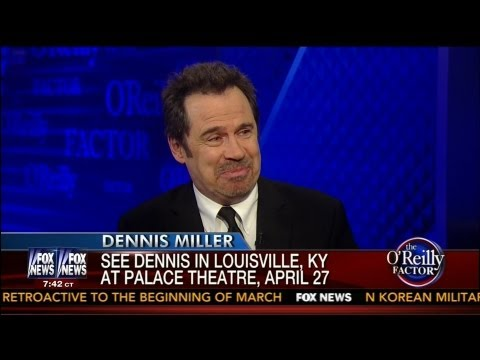President Obama Goes 2 for 22 on the Basketball Court - Dennis Miller Time - Bill O'Reilly - 4-3-13
