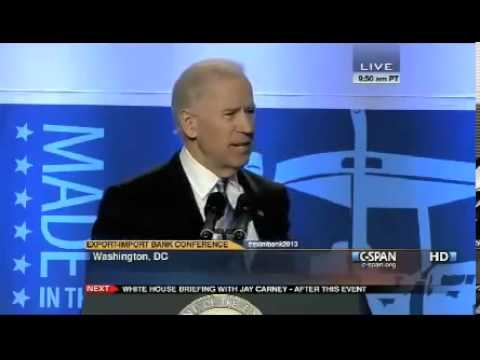 Joe Biden Calls for a NEW WORLD ORDER!