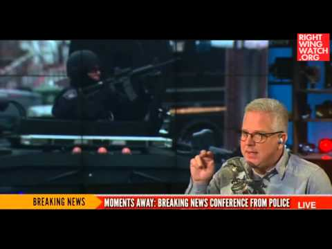 BREAKING Glenn Beck Gives Government Until Monday to Come Clean About Boston Bombing Cover-Up
