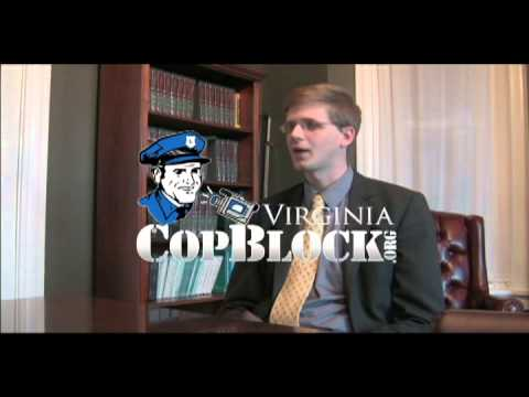 Richmond Police Department coming after Cox over a blog he published on VirginiaCopBlock.org