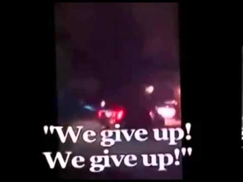 """Boston Bombing Suspects Tsarnaev Brothers tell Police - """" We didn't do it """""""