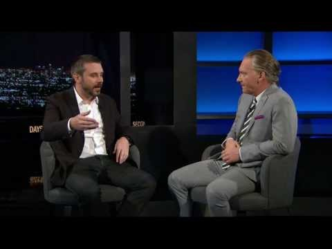 Jeremy Scahill - Real Time with Bill Maher - Drone strikes, Obama