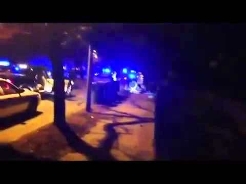 Boston Bombing, Rare Footage From Watertown Shootout
