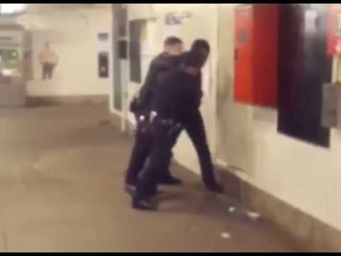 How Many NYPD Cops Does it Take To Arrest A Single suspect On The Subway Over 20 ?