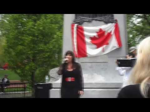 2013 Victoria day Montreal rally