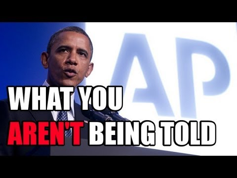 The AP Spying Story: What You Aren't Being Told