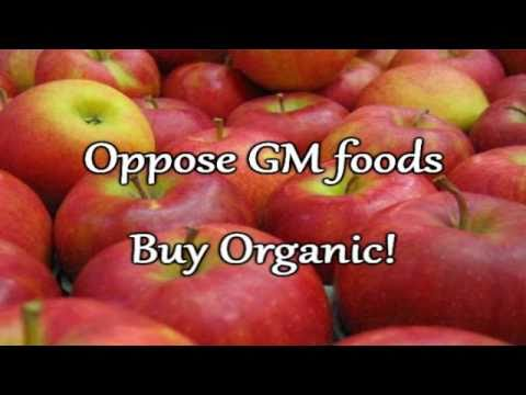 Oppose GM Foods Buy Organic or From a Farmer