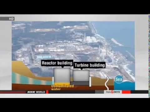 Fukushima Proposes FROZEN WALL Around Reactors to Contain Leaking Radioactive Water update 5/30/13