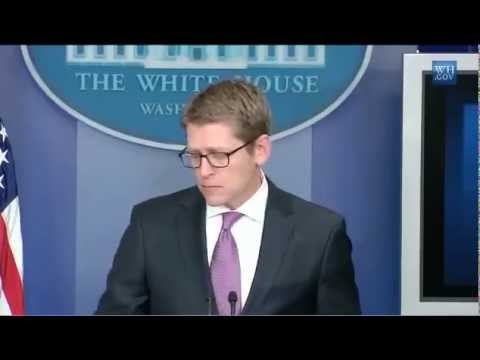Ed Henry Confronts Jay Carney On Obama Lie About Congressional Oversight Of NSA Spying