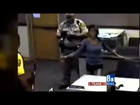 Cop Sexually Assaults Woman Then Arrests Her For Protesting in court!